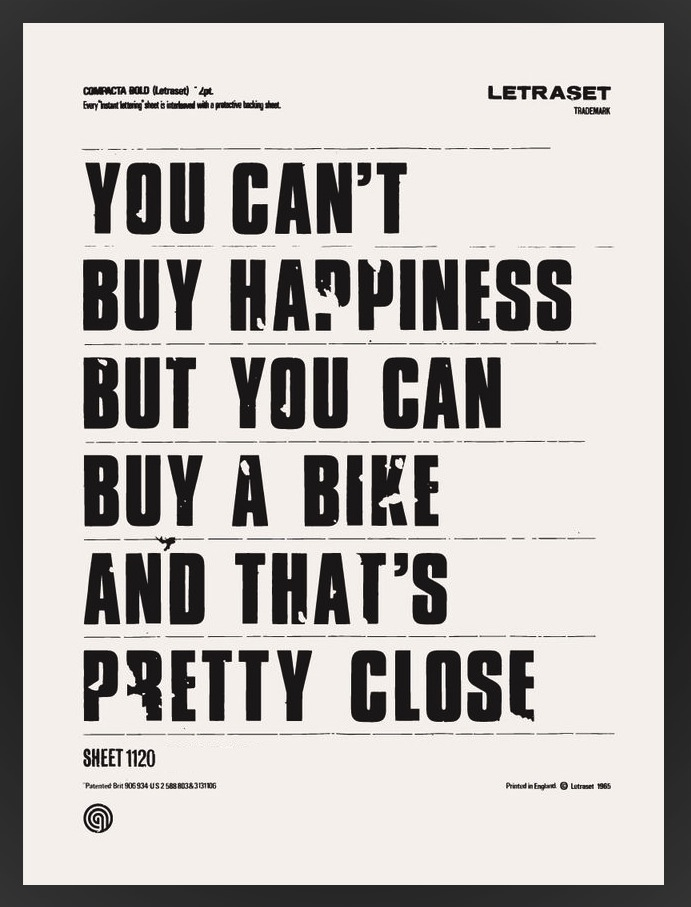 You-Cant-buy-happiness-but-you-can-buy-a-bike-Anthony-Oram-A2-Print