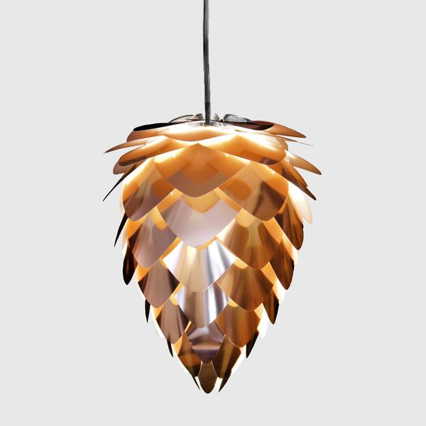 Copper Lampshade   Att Pynta