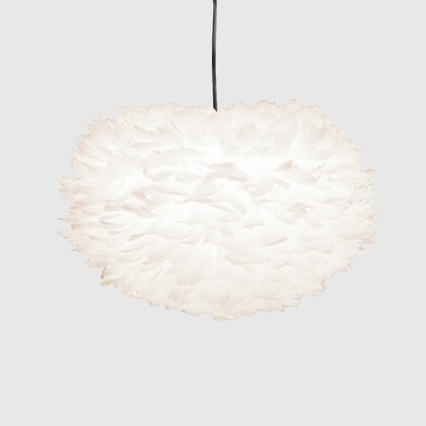 Goose Feather Lampshade | Att Pynta