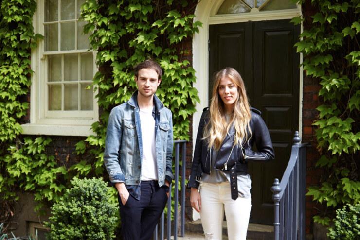 Kai and Amanda | Att Pynta founders