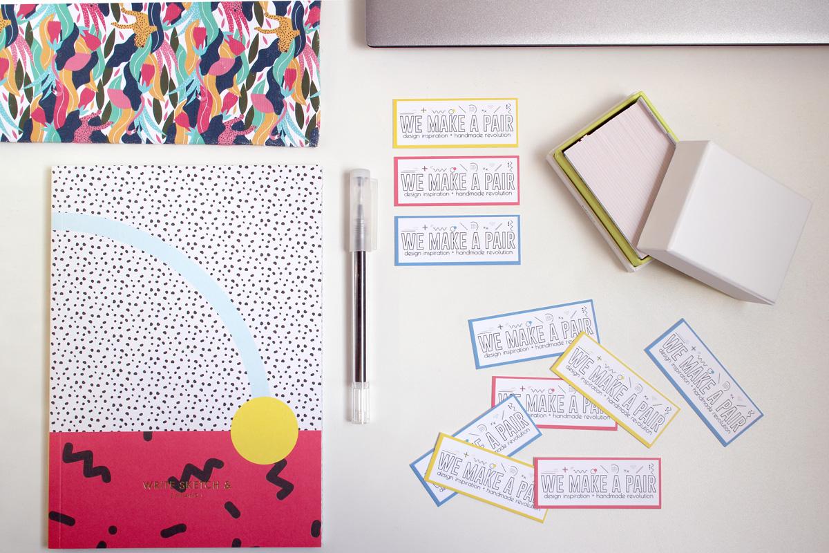 I biglietti da visita di design moo: minicards