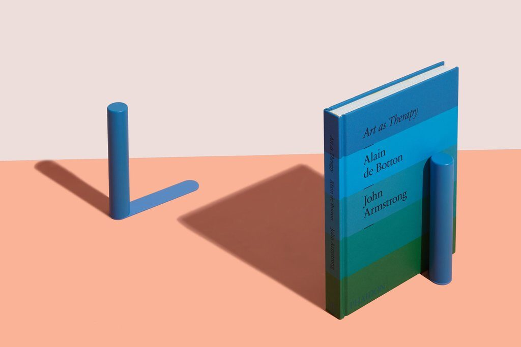 Slim Bookend by Good Thing | design Kenyon Yeh