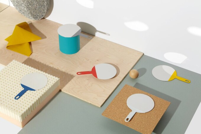 Utility Mirror by Good Thing | design Visibility