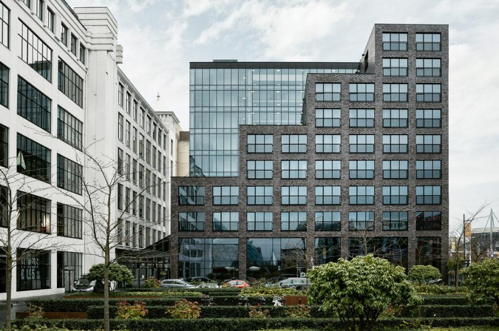 Inntel Art Hotel Eindhoven: occupa ex spazi industriali appartenuti alla Philips, in pieno centro città