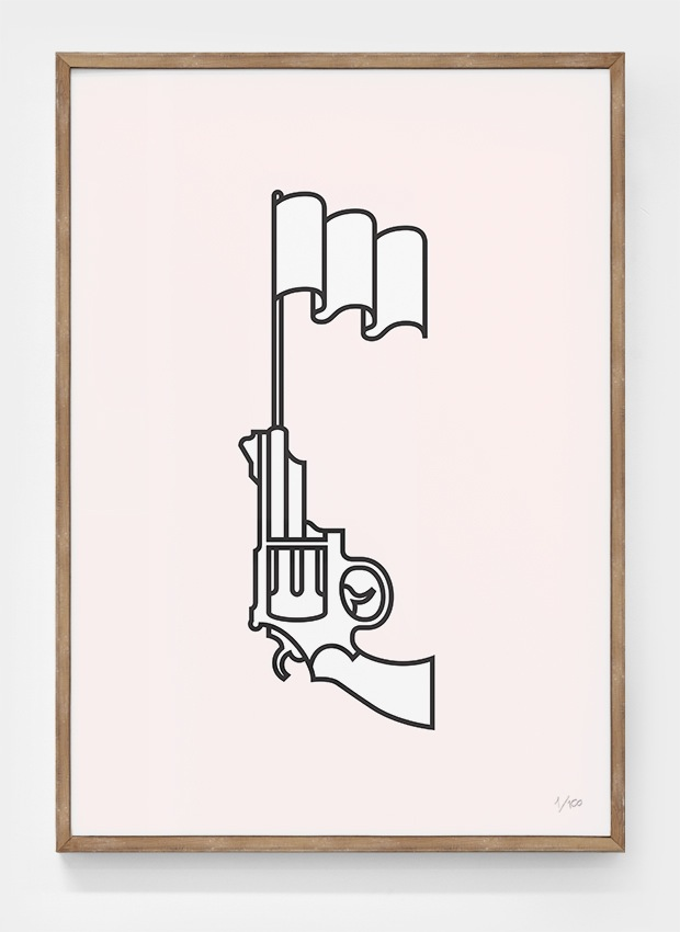 Editions of 100: Surprise poster by Think Work Observe