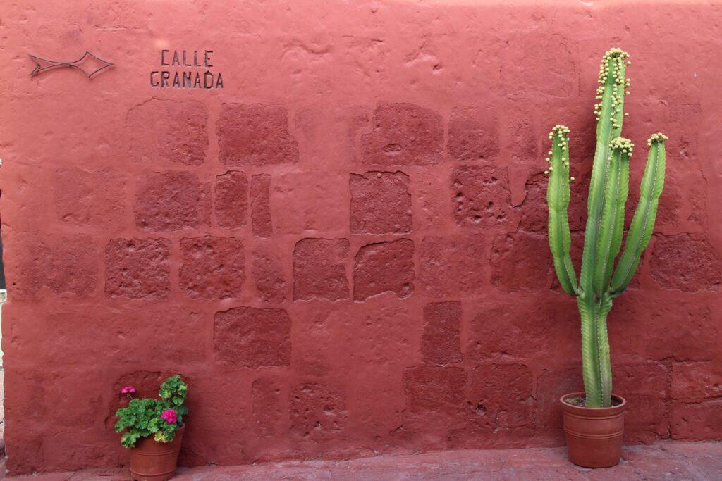 La fotogenica Arequipa: Il Monasterio de Santa Catalina