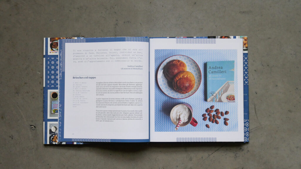 Andrea Camilleri, Gli arancini di Montalbano + Brioches col tuppo