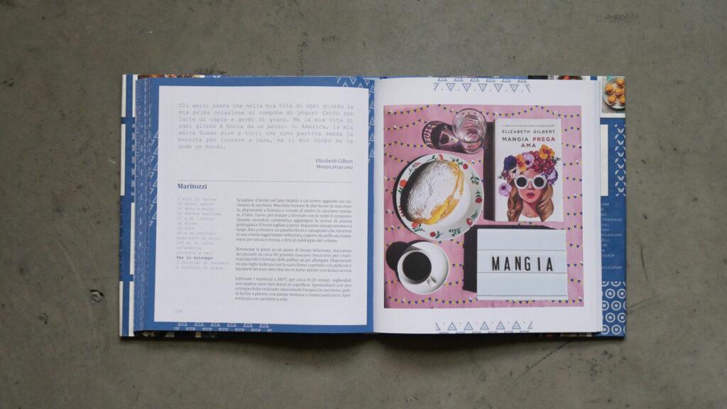 Elizabeth Gilbert, Mangia Prega Ama + Maritozzi