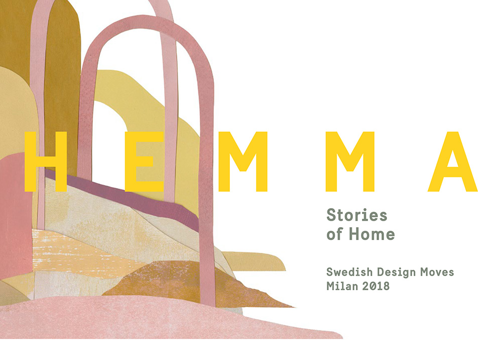 Swedish Design Moves Milan - Hemma / via Balzan 4