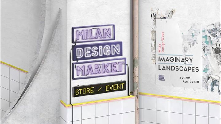 Milan Design Market / via Pastrengo 14